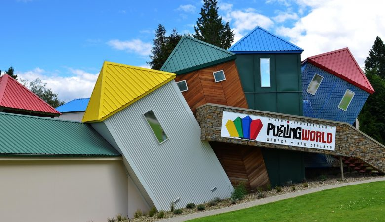 Puzzling World de Wanaka
