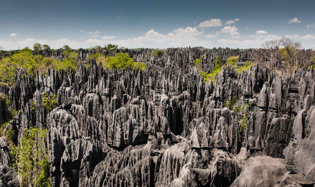 Tsingy de BemarahaMadagascar